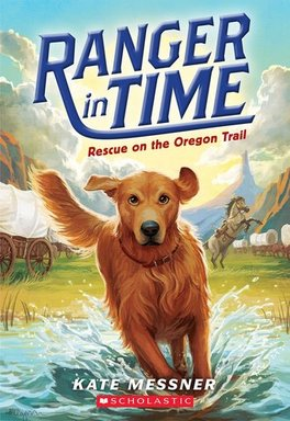Ranger in Time by Kate Messner