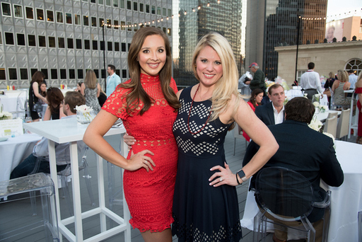 Co-chairs Courtney Klingman and Mary Gall.jpg