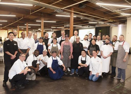 KidLinks 2019 Chefs