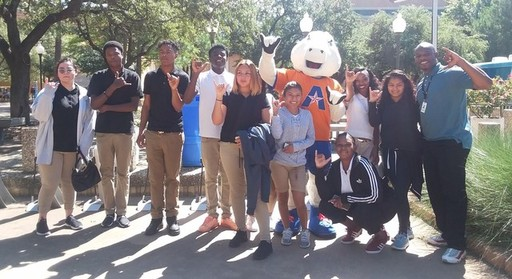 Texans Can Academy Dallas Grant East University of