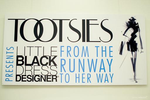 LBD1-TOOTSIES Presents Little Black Dress Designer
