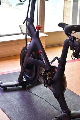 Sheraton Dallas' Fitness Center.JPG