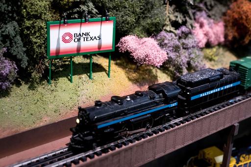 The Trains at NorthPark 2020 Season