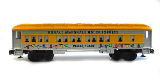 The Trains at NorthPark Special Edition Railcar 20