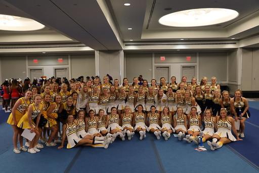 HP Cheer Camp