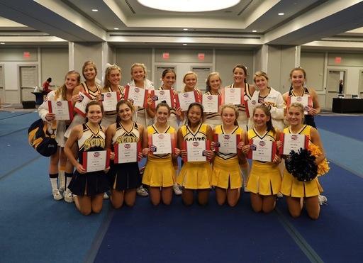 HPHS All-American Cheerleaders