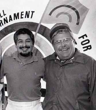 Texas inventors Mariano Martinez, Skip Fletcher.jp