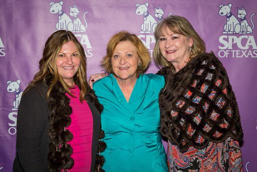 (L-R) Twila Baker, Karen Urie, Nancy Corlett