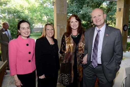 TWU Virginia Chandler Dykes Award Reception