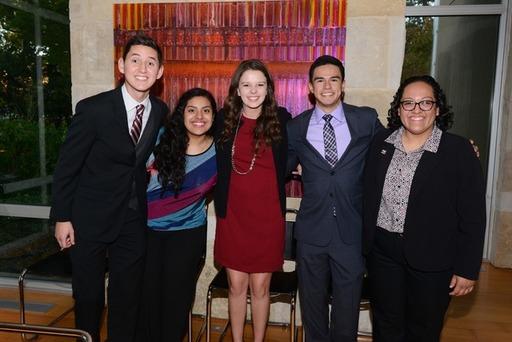 TWU Virginia Chandler Dykes Leadership Reception