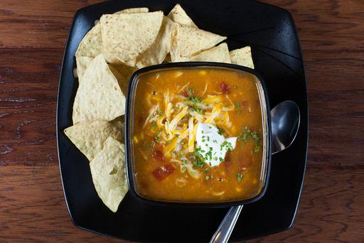 Saffie's Tortilla Soup