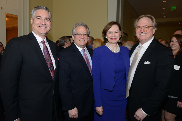 TWU Honors Francie Moody-Dahlberg with 14th Annual Virginia