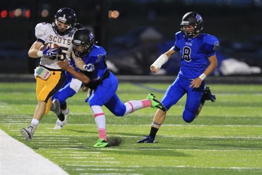 Photos Hp S Football Team Routs N Forney 50 7 Park Cities