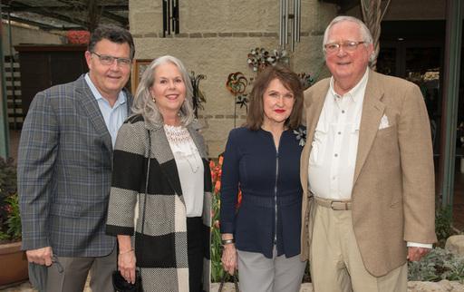 Dan & Susan Thomas, Vera & Bob Thornton