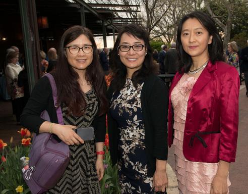 Xiaohong Yang, Jane Stone, Sunny Chu