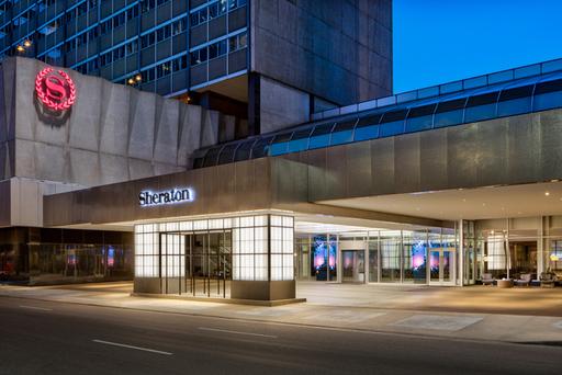 Sheraton Dallas Hotel in Downtown Dallas.jpg