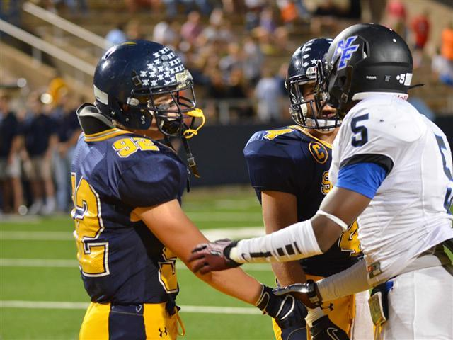 Photo Gallery Scots Football Game Vs North Forney Park Cities