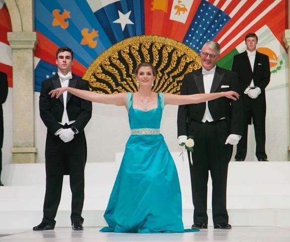 21edebb30 La Fiesta Hosts 32nd Presentation Gala at Fairmont - Park Cities ...