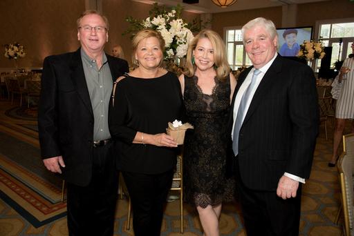 42, Roger and Carol Sloan, Diane Fullingim, and Bo